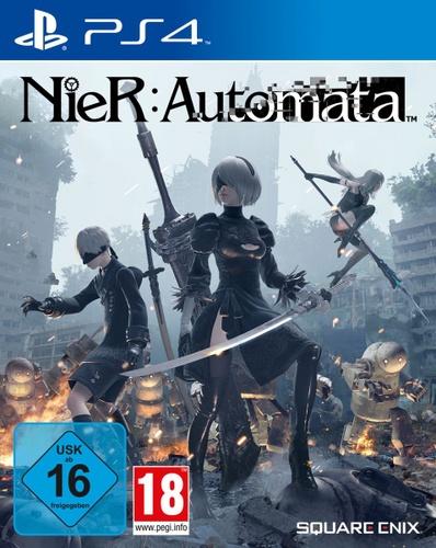 Nier: Automata [PS4] (E/d)