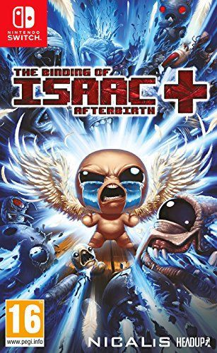 The Binding of Isaac - Afterbirth + [NSW]