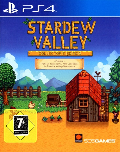 Stardew Valley - Collectors Edition [PS4]