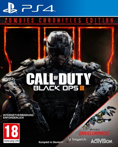 Call of Duty: Black Ops III - Zombie [PS4]