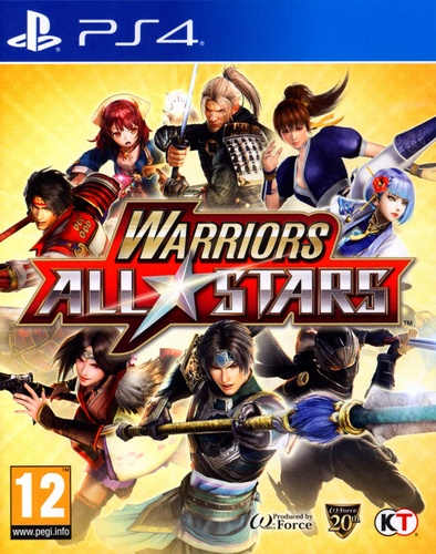 Warriors All Stars [PS4]
