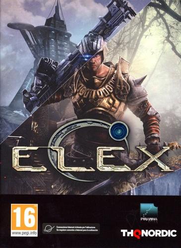 ELEX [DVD]