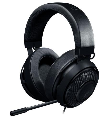 Razer Kraken Pro V2 Oval Headset - black