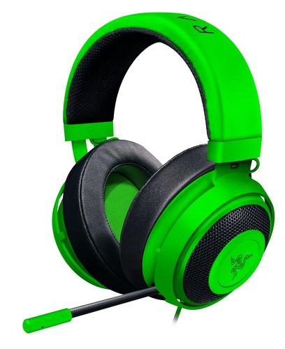 Razer Kraken Pro V2 Oval Headset - green
