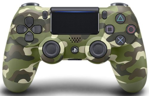 Dualshock 4 Wireless Controller - camouflage [PS4]