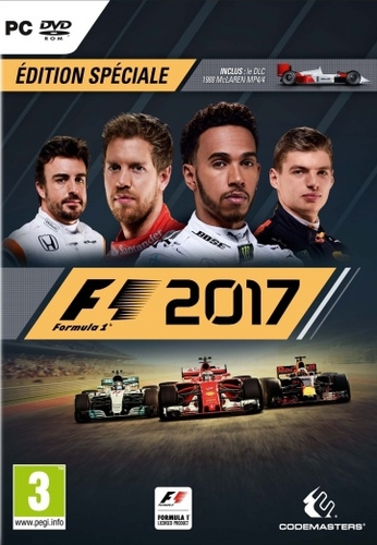 F1 2017 Special Edition [DVD]
