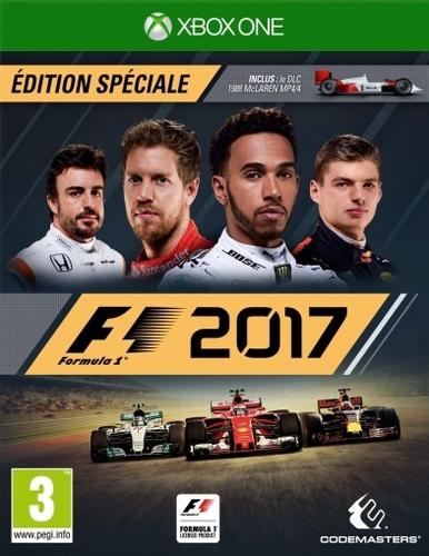 F1 2017 Special Edition [XONE]