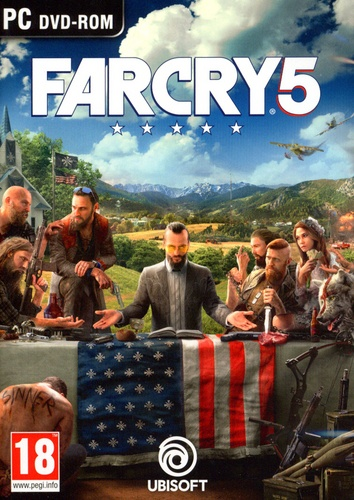 Far Cry 5 [DVD]