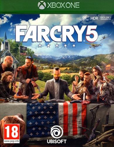 Far Cry 5 [XONE]