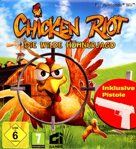 Chicken Riot Bundle