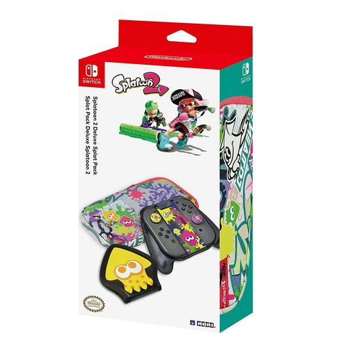 Nintendo Switch - Splat Pack Deluxe - Splatoon 2 [NSW]
