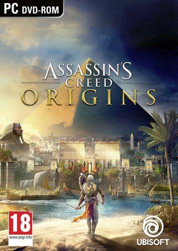 Assassins Creed Origins [DVD]