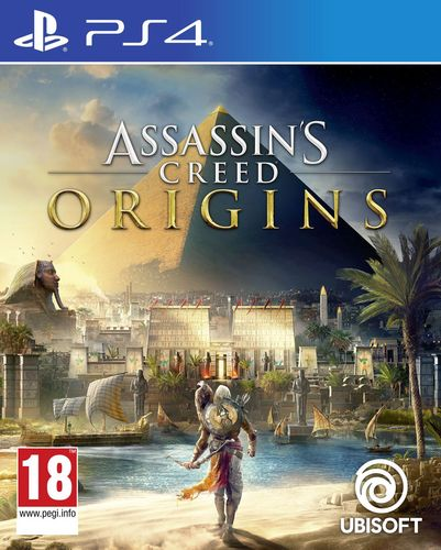 Assassins Creed Origins [PS4]