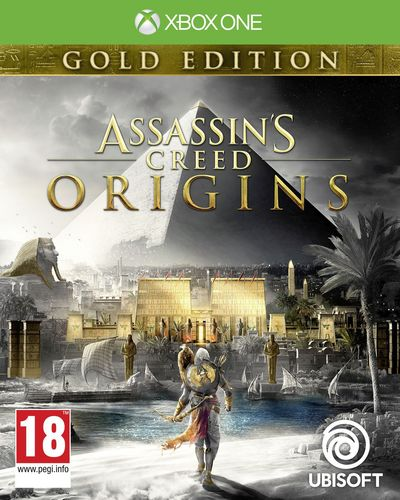 Assassins Creed Origins - Gold Edition [XONE]