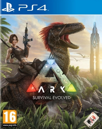 ARK: Survival Evolved [PS4] (E/d)