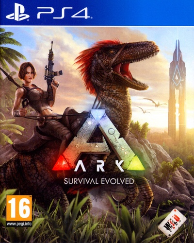 ARK: Survival Evolved [PS4]