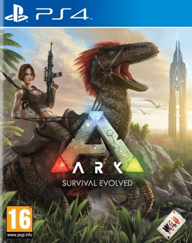 ARK: Survival Evolved [PS4] (E/i)