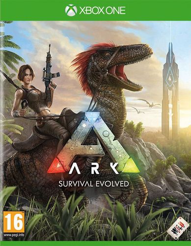 ARK: Survival Evolved [XONE] (E/d)