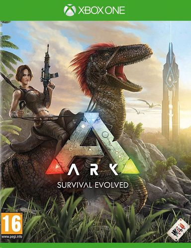 ARK: Survival Evolved [XONE] (E/i)