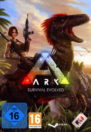 ARK: Survival Evolved [DVD] (E/d)