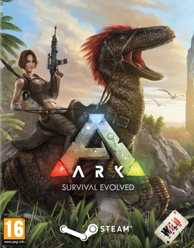 ARK: Survival Evolved [DVD] (E/i)