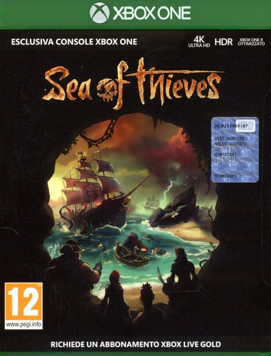 Sea of Thieves [XONE]