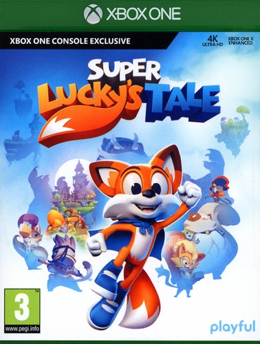 Super Lucky's Tale [XONE]