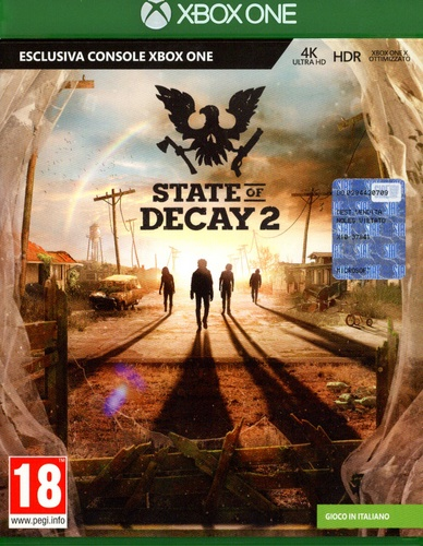 State of Decay 2 [XONE]