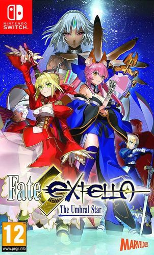 Fate EXTELLA - The Umbral Star [NSW] (E/d)