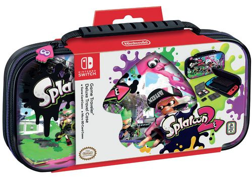 Deluxe Travel Case - Splatoon 2 [NSW]