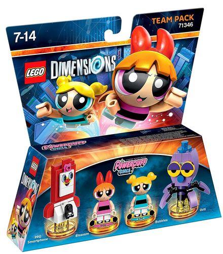 LEGO Dimensions Team Pack - Powerpuff Girls