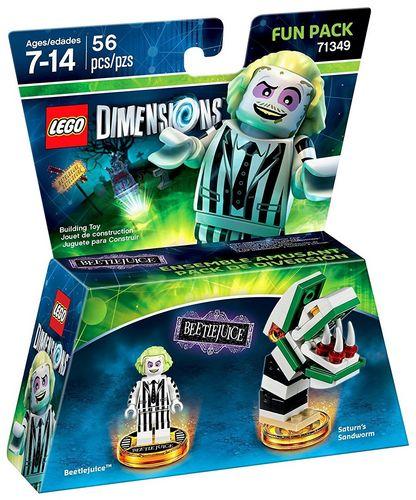 LEGO Dimensions Fun Pack - Beetlejuice
