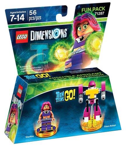 LEGO Dimensions Fun Pack - Teen Titans Go