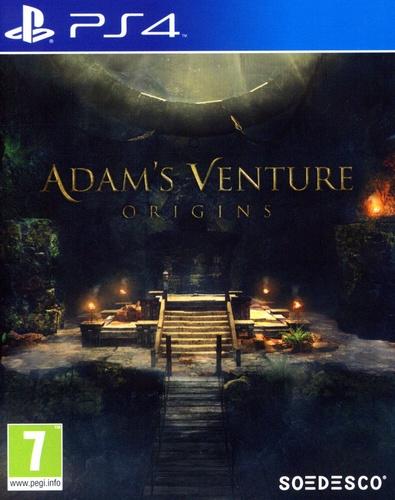 Adam's Venture Orgins [PS4]