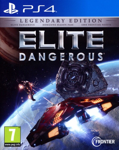 Elite : Dangerous - Legendary Edition [PS4]