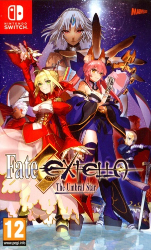 Fate EXTELLA - The Umbral Star [NSW]