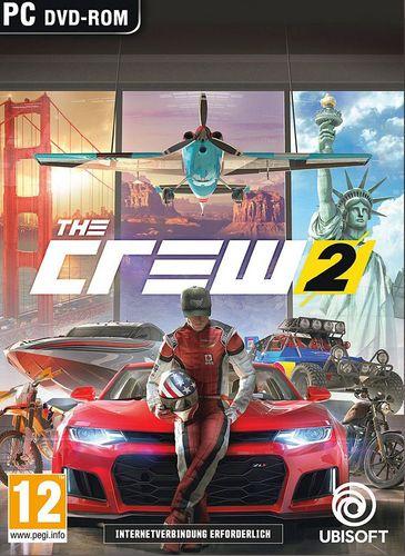 The Crew 2 [DVD]