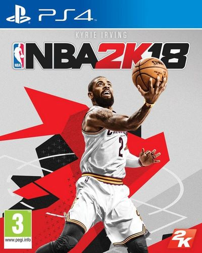 NBA 2K18 [PS4]