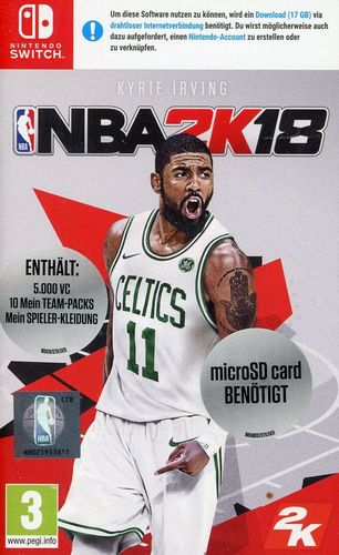 NBA 2K18 [NSW]