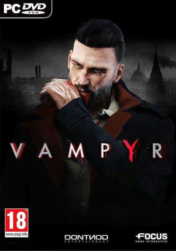 Vampyr [DVD]