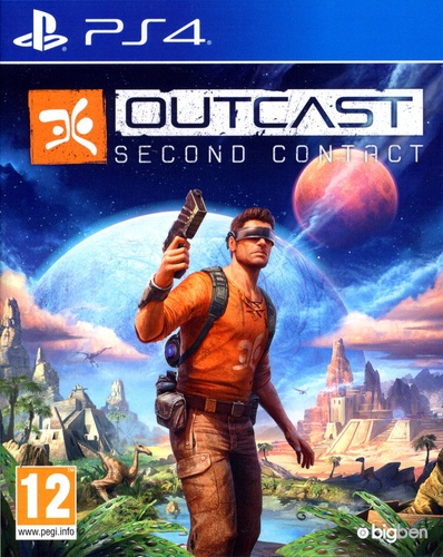 Outcast - Second Contact [PS4]