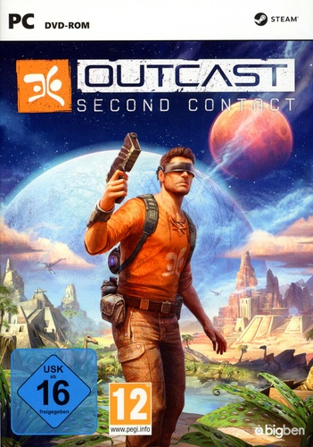 Outcast - Second Contact [DVD]