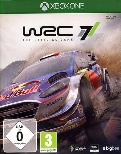 WRC 7 [XONE]