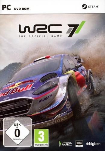 WRC 7 [DVD]