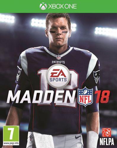 Madden NFL 18 [XONE]