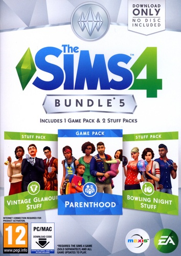 The Sims 4 - Bundle 5 [DVD]
