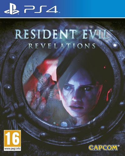 Resident Evil Revelations HD [PS4]