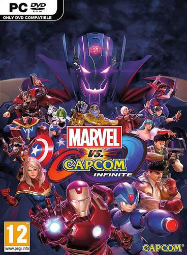 Marvel vs Capcom Infinite [DVD]