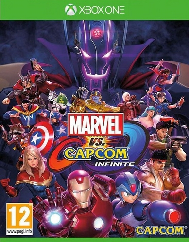 Marvel vs Capcom Infinite [XONE]