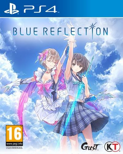 Blue Reflection [PS4] (E/i)